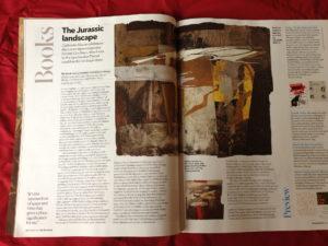Art Quarterly article by Catherine Mason, monograph on Jeremy Gardiner