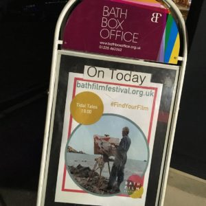 Bath Film Festival, Jeremy Gardiner, Pillars of Light, Veronica Falcao