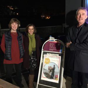 Bath Film Festival, Jeremy Gardiner, Pillars of Light, Veronica Falcao, Mary Newman